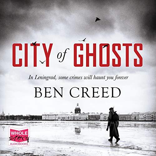 City of Ghosts Titelbild