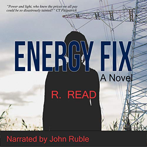 Energy Fix: A Novel audiobook cover art