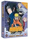 Naruto Unleashed - Complete Series 5 [DVD] [Reino Unido]