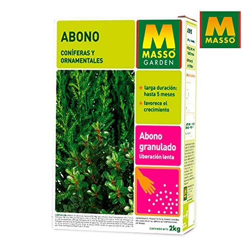MASSO 234114 - abono coniferas 2000 gr.