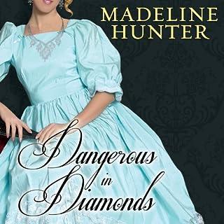 Dangerous in Diamonds audiobook cover art