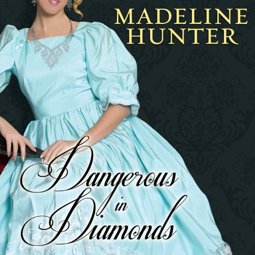 Dangerous in Diamonds audiobook cover art