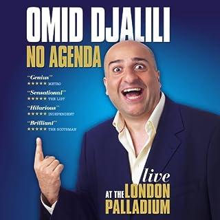 Omid Djalili Live: No Agenda cover art