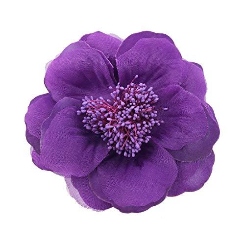 コサージュ 入学式 コサージュ フォーマル 2way バラ 卒業式 花 コサージュ結婚式 髪飾り fh19157dpe