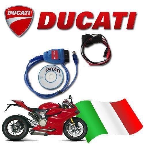 Ducati Diagno Motorrad-Diagnose, MV Agusta, Moto Morini, OBD2