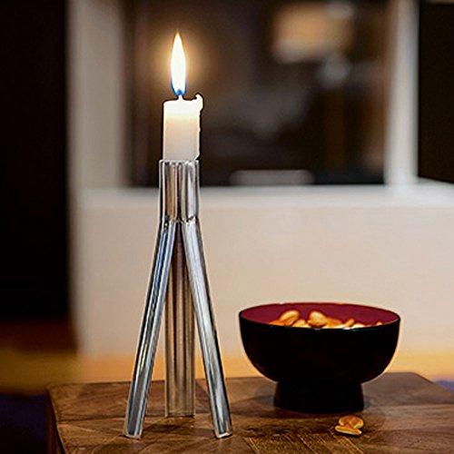 Philippi Kerzenhalter Kerzenständer Edelstahl GIGOLO
