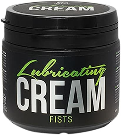 Cobeco BodyLube Lubricating Fists Cream, 500 ml