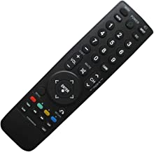 HCDZ Replacement Remote Control for Zenith Z50PJ240-UB Z50PT320 Z50PT320-UC Z50PV220 Z50PV220-UA LCD Plasma HDTV TV