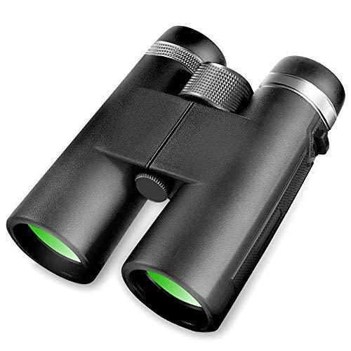 Nrpfell Binoculares HD Compactos con Binoculares Impermeables con Poca Luz para ObservacióN de Aves con Adaptador para TeléFono Inteligente