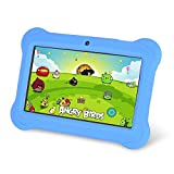 Zeepad Kids TABZ7 Android 4.4 Quad Core Five Point Multi Touch Tablet...