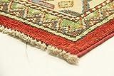 Nain Trading Kazak Royal 273x184 Orientteppich Teppich Beige/Orange Handgeknüpft Pakistan - 2