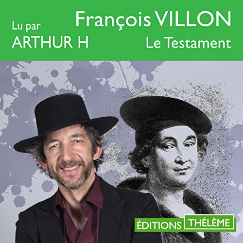 Le Testament audiobook cover art