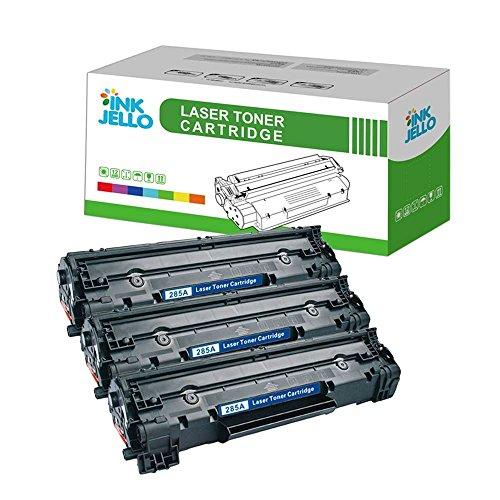 InkJello - Cartucho de tóner Compatible para Canon i-SENSYS LBP-6000 LBP-6000B LBP-6020 LBP-6020B LBP-6030 LBP-6030B...