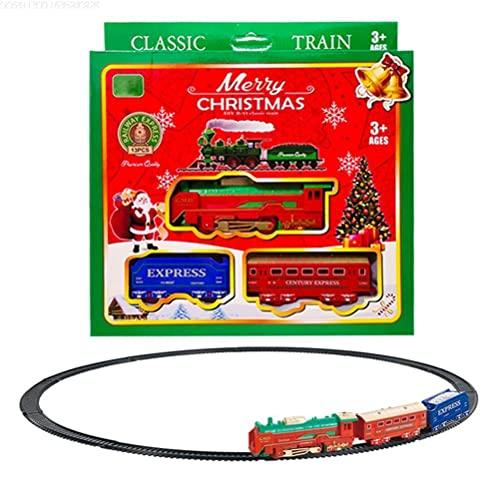 Asotagi Weihnachtszug Set Spielzeug...