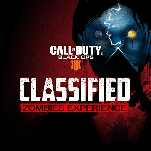 Call of Duty: Black Ops 4 - 'Classified' Zombies Experience - PS4 [Digital...