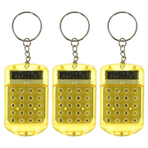 TOYANDONA 3Pcs Mini Elektronische...