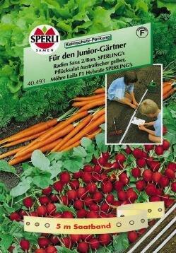 Gemüse Junior Gärtner Saatband