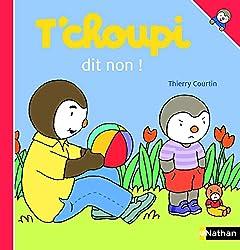 Nouveauté jeunesse T'Choupi dit non