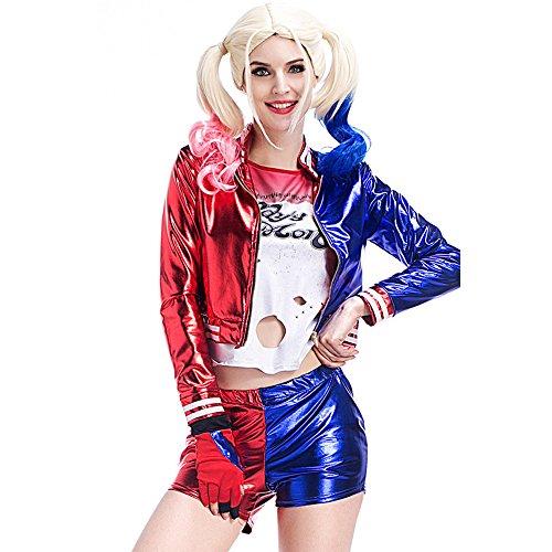 Peluca Harley Quinn  marca Es Unico