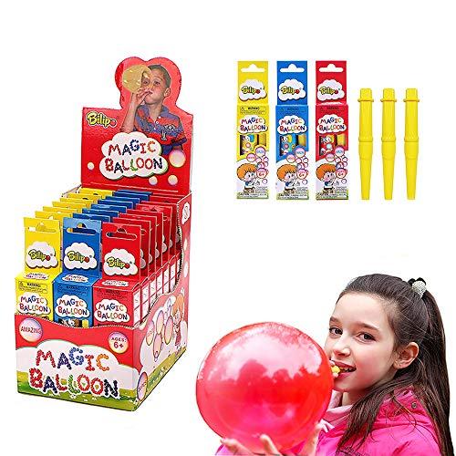 BILIPO 3Pcs Magic Balloon-Large, Bu…