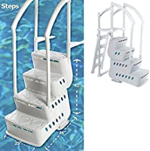 BiltMor Above Ground Step and Ladder System (Step and Ladder System)