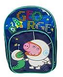 Peppa Pig Sac à dos pour enfant 10 litres Bleu marine PEPPA001320