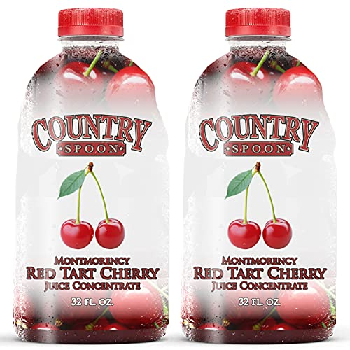 Country Spoon Montmorency Red Tart Cherry Juice Concentrate (32 oz. 2-Pack)
