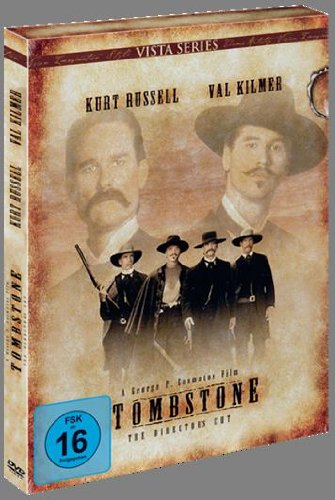 Tombstone [Director's Cut] [Limited Edition] [2 DVDs]