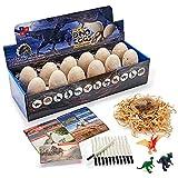 Dino Eggs Dig Kit - Excavation Dinosaur Fossil Dig Kit...