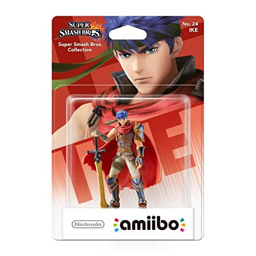 Amiibo Ike - Super Smash Bros. Collection