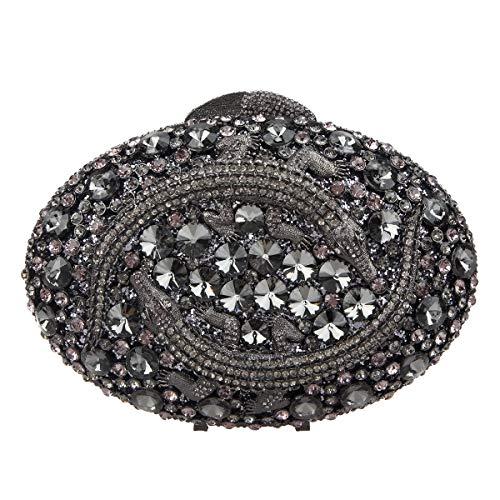 Fawziya Krokodilförmige Geldbörse für Damen, Clutch, Abendtasche, Braut