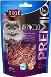 Trixie 42707 PREMIO Carpaccio, Ente und Fisch, 20 g