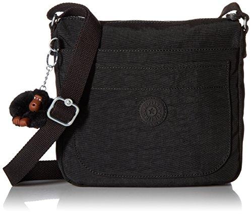 Kipling Sebastian Crossbody Bag, Black T