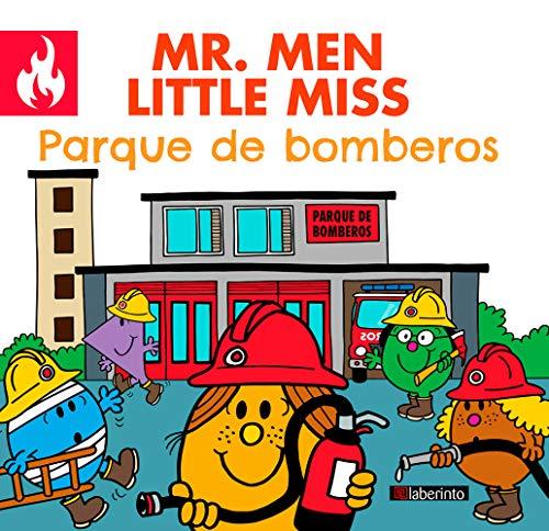 Mr. Men Little Miss parque de bomberos: 2 (Mr. Men & Little Miss en el trabajo)