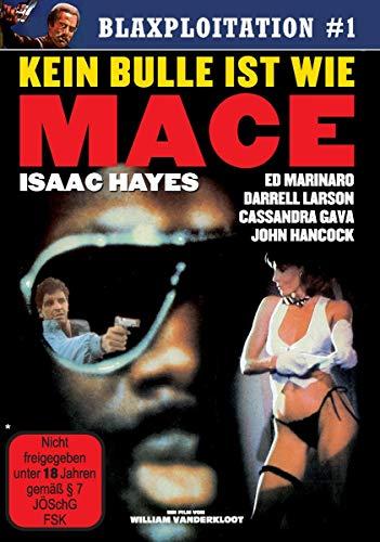 Isaac Hayes: Kein Bulle ist wie Mace (Blaxploitation #1)