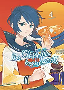 Nos C(h)oeurs Evanescents Edition simple Tome 4