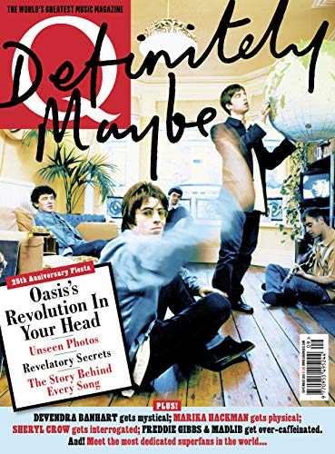 Q Magazine (September, 2019) Definitely Maybe Oasis 25th Anniversary Fiesta