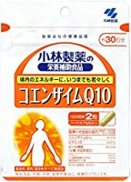 小林製薬の栄養補助食品 コエンザイムQ10 約30日分 60粒