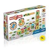 Geomag- Magicube Juego de construcción magnética, Multicolor (083)