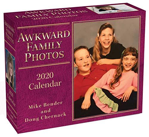 Bender, M: Awkward Family Photos 2020 Day-to-Day Calendar