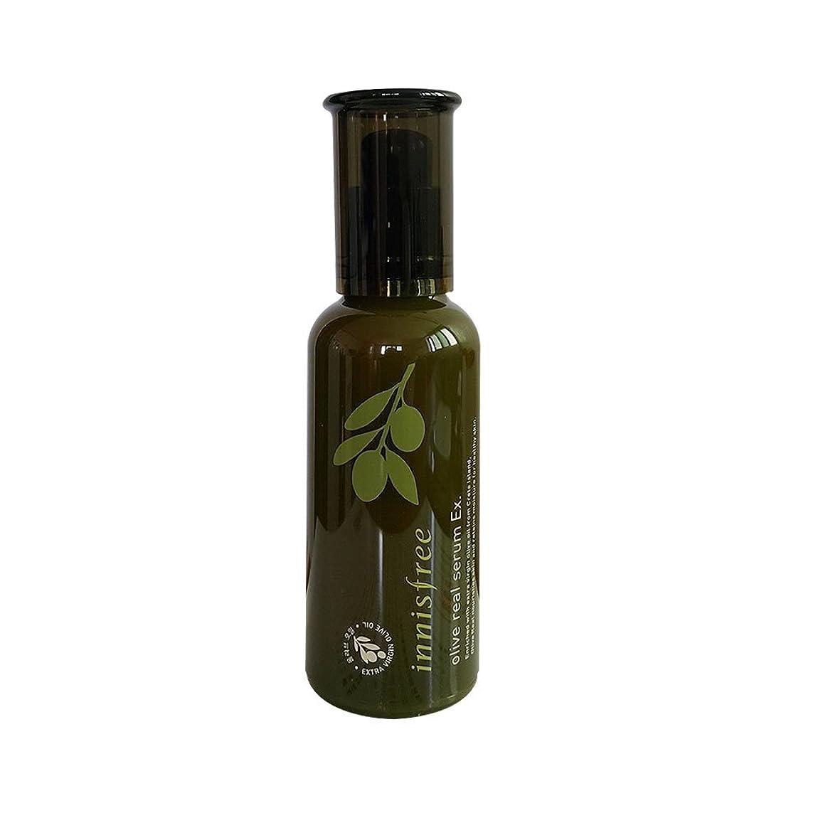 距離床暴力イニスフリー Innisfree オリーブリアルセラム(50ml) Innisfree Olive Real Serum(50ml) [海外直送品]