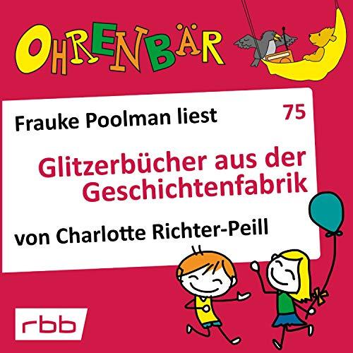 Glitzerbücher aus der Geschichtenfabrik audiobook cover art