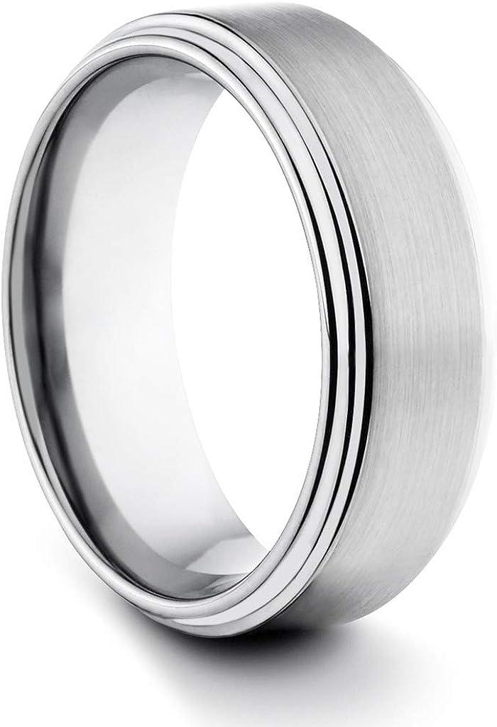 TungstenMasters Roberto Ferrini Design Tungsten Weekly update Mens Carbide Reservation 8MM