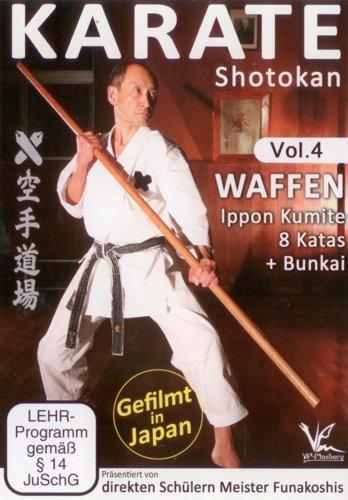 Karate Shotokan Waffen Ippon Kumite 8 Katas Bunkai