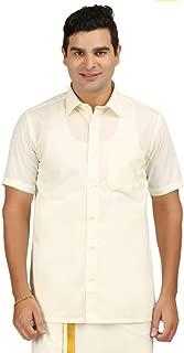 Ramraj Cream Half Shirts (S - XXL Size)