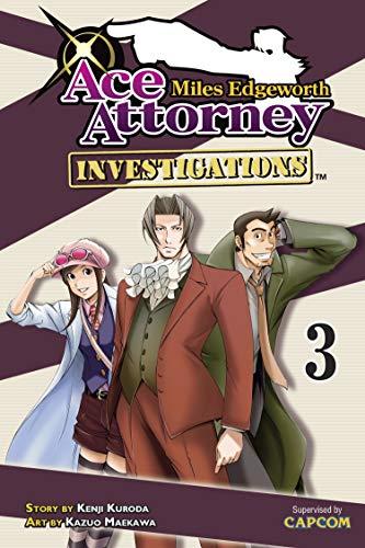 Miles Edgeworth: Ace Attorney Investigations 3