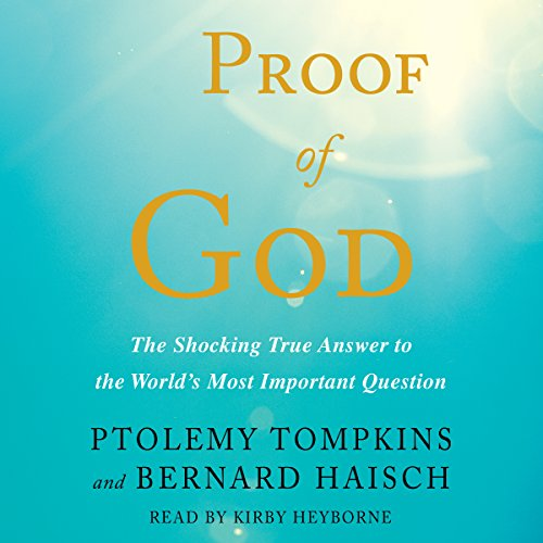 Proof of God audiobook cover art