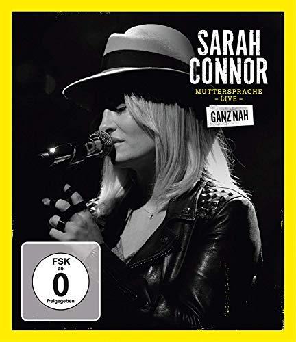Sarah Connor - Muttersprache Live - Ganz Nah [Blu-ray]