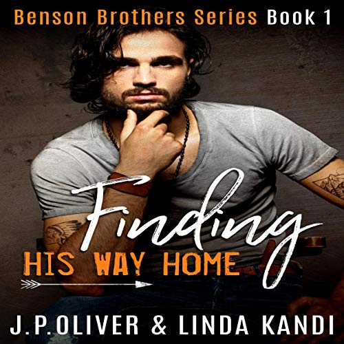 Finding His Way Home audiobook cover art