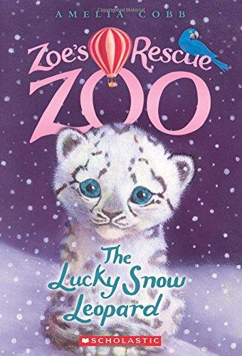 The Lucky Snow Leopard (Zoe